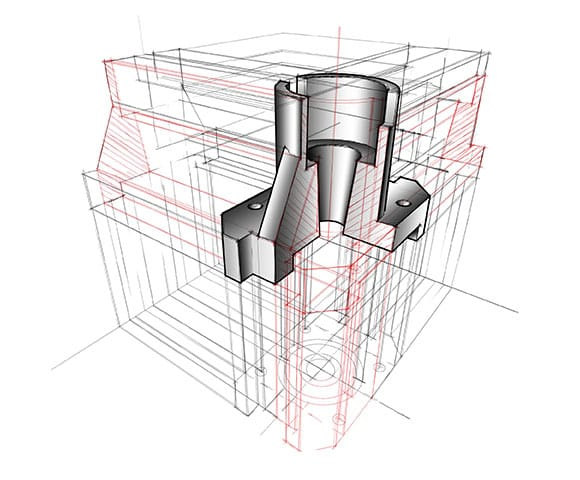 Machine Design, Parametric Modeling